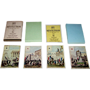 """Edizioni del Solleone """"Jeu de la Revolution"""" Piquet Playing Cards, Limited Edition (204/80"""