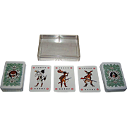 "Double DeckCoeur ""Hunting"" Playing Cards, c.1982"
