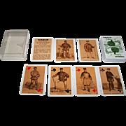 """Grimaud """"La Vie du Rail"""" Playing Cards, c.1977"""