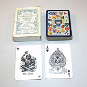 "Goodall (De La Rue) ""Oxford College Arms"" Playing Cards, Joseph Vincent Publisher, c"