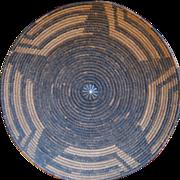 """1923 Papago 17"""" Basket Tray"""
