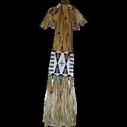 Southern Cheyenne 1870's Pipe Bag