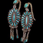 REDUCED Vintage Zuni Earrings