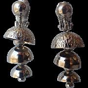 Napier Bell Chimes Drop Earrings