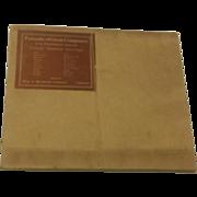 SALE Tru Vintage 30's Etching Etchings 20 Music Musician Classical Prints Rare set Mozart ...