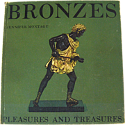 SOLD Bronzes by Jennifer Montague