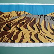 Bob Berman Zabriskie Point Death Valley New Mexico Painting Art