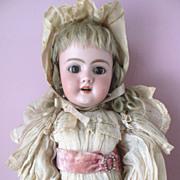 SOLD Antique Heinrich Handwerck German Bisque Child 100% Original