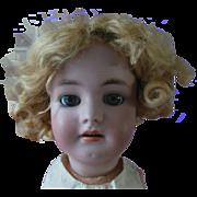 SOLD Antique Simon Halbig Handwerck German Bisque Head Doll for parts or repair