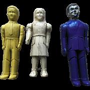 Renwal Dollhouse Doll Miniature Vintage Lot