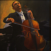 Max Raymer    The Cellist