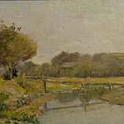 William P. Silva  Footbridge-Gloucester