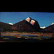 """Conrad Buff  """"Mount Morrison"""""""