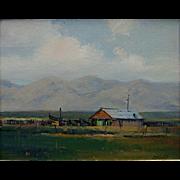 "Ron Chesley  ""Yardley's Barn"""