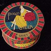 Powder Chela unopened in beautiful box