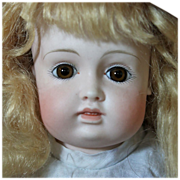 "Wonderful 15"" Kestner Bru Character Child"