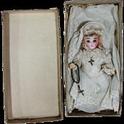 SALE PENDING All Original French Bride Mignonette in Box
