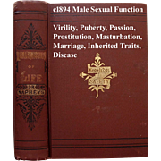 The Transmission of Life Male Sexual Function Book Virility Marrying Cousins Prostitution ...