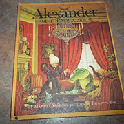 SOLD Children's Book Alexander and the Magic Mouse C. 1969 - Red Tag Sale Item