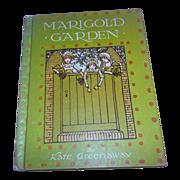Children's Book Marigold Garden by Kate Greenaway