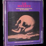 SOLD BOOK on Death La Muerte : Expresiones Mexicanas De Un Enigma - Red Tag Sale Item