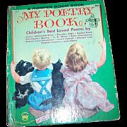 Charming Vintage Children's Romper Room  Book My Poetry