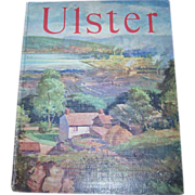 SOLD Collectible Souvenir Book ULSTER Norther Ireland