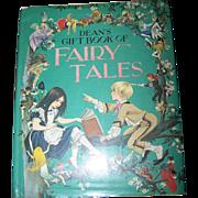 "Children's Book "" Dean's Gift Book Of Fairy Tales "" C. 1967"