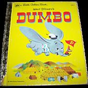 Walt Disney's Dumbo  WDP A Little Golden Book