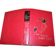 My Favorite Fairy Tales The Children's Hour Hard Cover Book