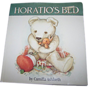 "A Charming Illustrated Children's Book by Camilla Ashforth "" Horatio's Bed """