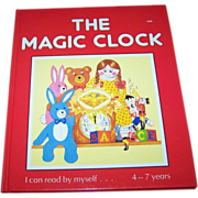 """Children's Book """" The Magic Clock """" I can read by myself 4-7 Years"""