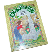 Cabbage Patch Kids Xavier's Fantastic Discovery Children's Book