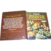 Campbell's Great American CookBook Cook Book