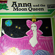 Anna and the Moon Queen Starters Stories Macdonald Educational