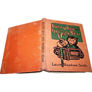 Bunny Boy and Grizzly Bear By Laura Rountree Smith Children's Book