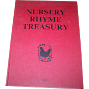 Nursery Rhyme Treasury Young World Productions 1971