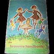 the brownie handbook Copyright 1965