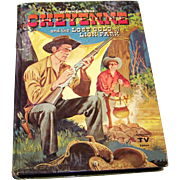 "Vintage Children's Hard Cover Book "" Cheyenne "" and the Lost Gold of Lion Park Autho"