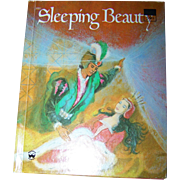 "Wonder Books New York "" Sleeping Beauty ""  Printing 1976"
