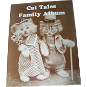 "Vintage Soft Cover Ideals Book Booklet "" Cat Tales Family Album ""  Photo by Harry W."