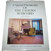 "SOLD Hard Cover Over Sized Book "" Cabinet Makers of the Eastern Seaboard "" Photograp"