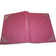 "Beautiful Vinage Book Titled "" Oriental Rugs "" A Complete Guide by Charles W. Jacobs"