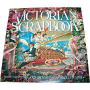"Beautiful Vintage Hard Cover Book"" A Victorian Scarp Book "" By Cynthia Hart John Gro"