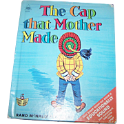 """Children's Book """" The Cap that Mother Made """"A Swedish Fairy Tale"""