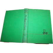 """Hard Cover Book """" The Road Is Yours """"  The Story of the Automobile and the Men ..."""
