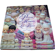 "Collector Book "" Precious Moments  Last Forever "" By Laura C. Martin"