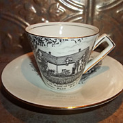 Anne Of Green Gables National Park PEI Tea Cup & Saucer Royal Winton