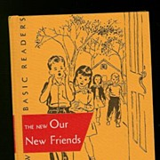 The New Our New Friend Dick Jane Basic Reader