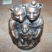 Still Metal Bank The Three Bears